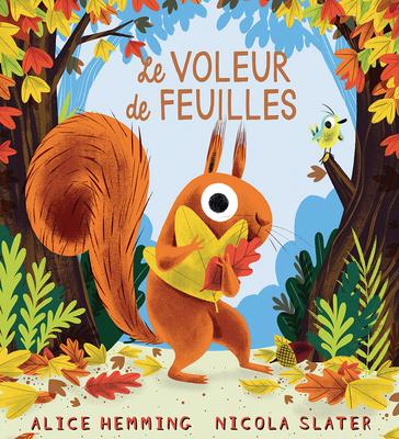 Le Voleur de Feuilles Cover Image