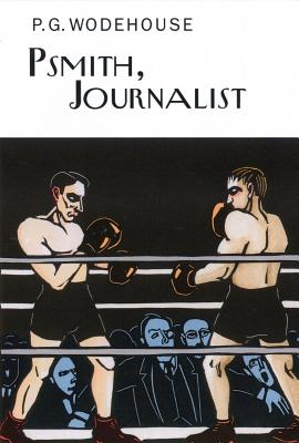 Psmith, Journalist Cover