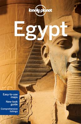 Lonely Planet Egypt cover image
