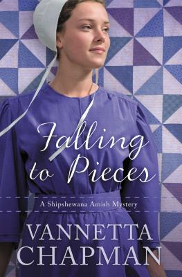 Falling to Pieces: An Amish Mystery (Shipshewana Amish Mystery #1) Cover Image