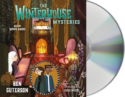 The Winterhouse Mysteries Cover Image