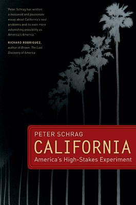 Cover for California, With a New Preface