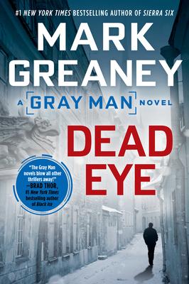Cover for Dead Eye (Gray Man #4)