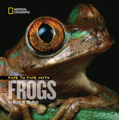 Face to Face with Frogs Cover