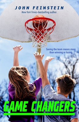 Game Changers: A Benchwarmers Novel (The Benchwarmers Series #2) Cover Image
