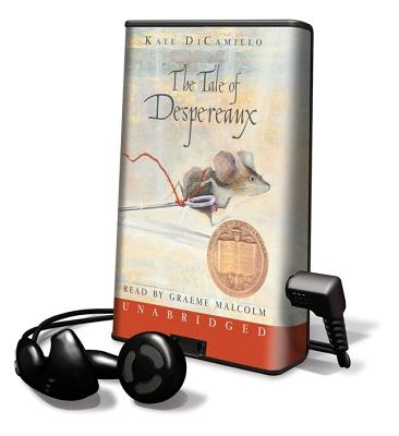The Tale of Despereaux [With Earbuds] Cover Image