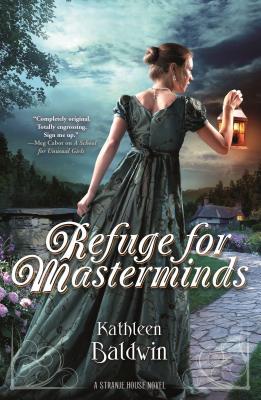 Refuge for Masterminds: A Stranje House Novel Cover Image