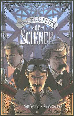 The Five Fists of Science Cover Image