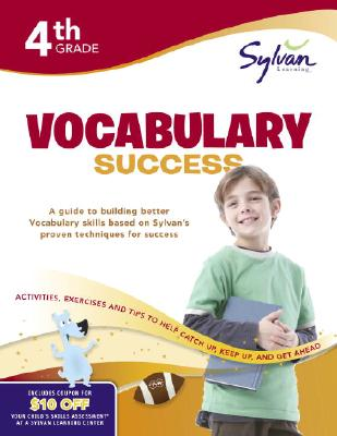 Fourth Grade Vocabulary Success (Sylvan Workbooks) Cover