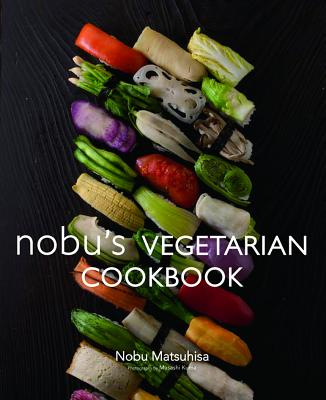 Nobu's Vegetarian Cookbook Cover