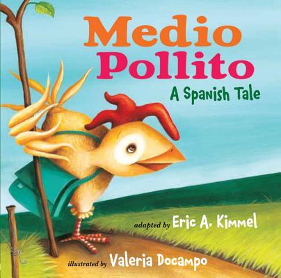 Medio Pollito Cover