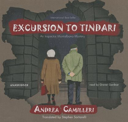 Excursion to Tindari (Inspector Montalbano Mysteries #5) Cover Image
