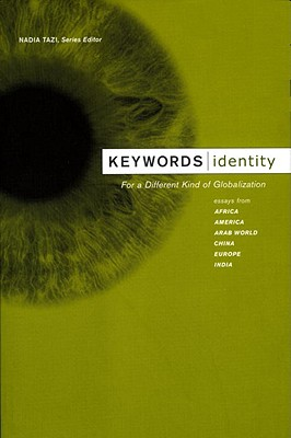 Keywords: Identity Cover Image