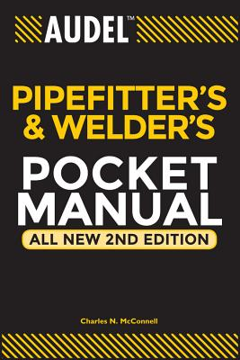 Audel Pipefitter's and Welder's Pocket Manual (Audel Technical Trades #3) Cover Image
