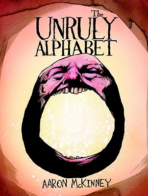 The Unruly Alphabet Cover