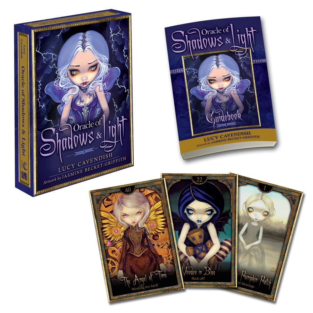 Oracle of Shadows and Light Cover Image