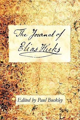 The Journal of Elias Hicks Cover Image