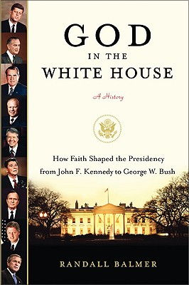 God in the White House Cover