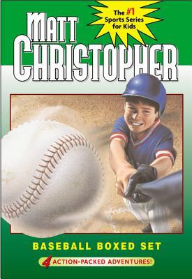 Baseball - Boxed Set of 4 Cover Image