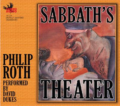 Sabbath's Theatre Cover