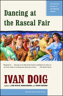 Dancing at the Rascal Fair Cover