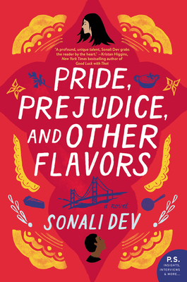 Pride, Prejudice, and Other Flavors: A Novel (The Rajes Series #1) Cover Image