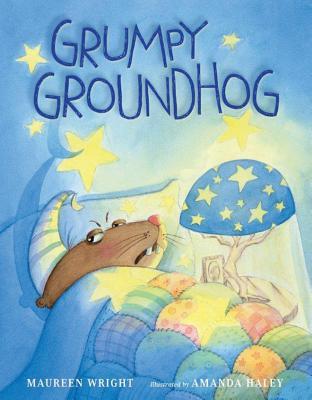 Grumpy Groundhog Cover Image