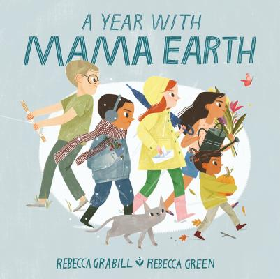 A Year with Mama Earth Cover Image