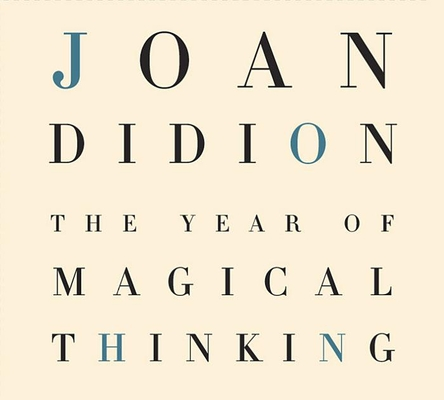 The Year of Magical Thinking Cover