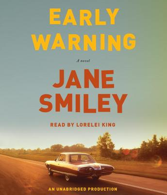 Cover for Early Warning