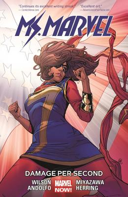 Ms. Marvel Vol. 7 Cover Image
