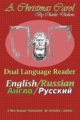 A Christmas Carol: Dual Language Reader (English/Russian) Cover Image