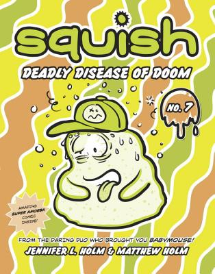 Cover for Squish #7