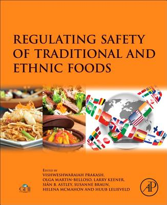 Regulating Safety of Traditional and Ethnic Foods Cover Image