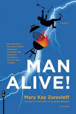 Man Alive!: A Novel Cover Image