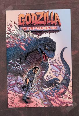 Godzilla: The Half-Century War Cover Image
