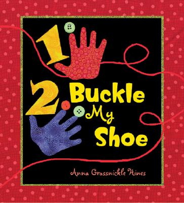 1, 2, Buckle My Shoe Cover