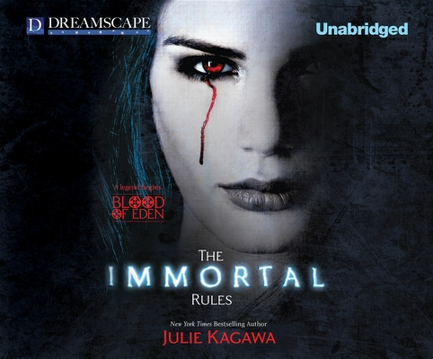 Cover for The Immortal Rules (Blood of Eden #1)