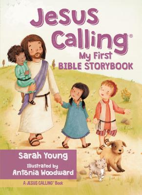 Jesus Calling: My First Bible Storybook Cover Image