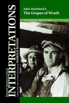 The Grapes of Wrath (Bloom's Modern Critical Interpretations) Cover Image