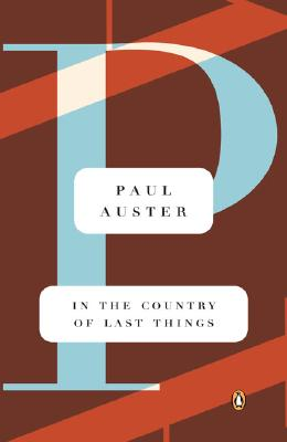 In the Country of Last Things Cover Image