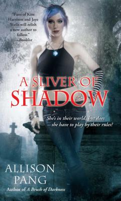 Cover for A Sliver of Shadow