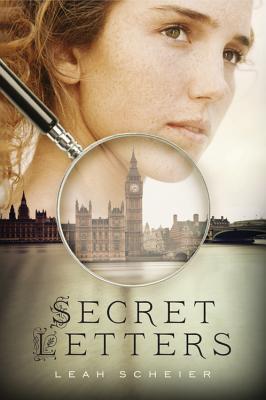 Cover for Secret Letters