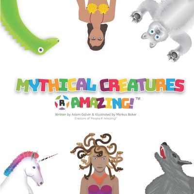 Mythical Creature R Amazing Cover Image
