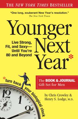 Cover for Younger Next Year Gift Set for Men