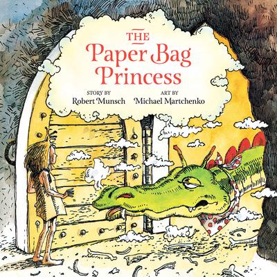 Paper Bag Princess Unabridged Cover Image