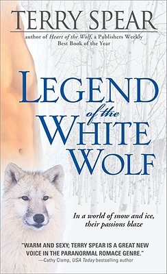 Legend of the White Wolf Cover