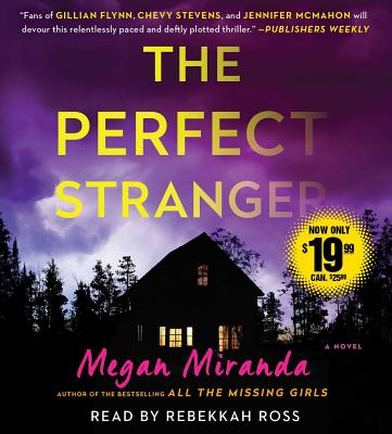 The Perfect Stranger: A Novel Cover Image