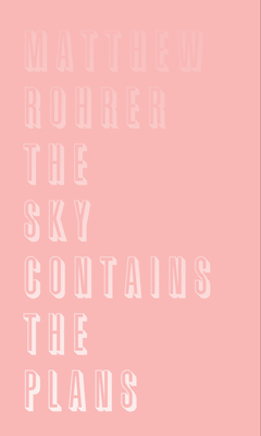 Cover for The Sky Contains the Plans