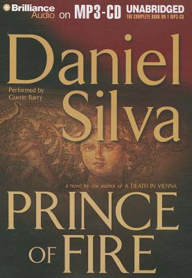 Prince of Fire Cover Image